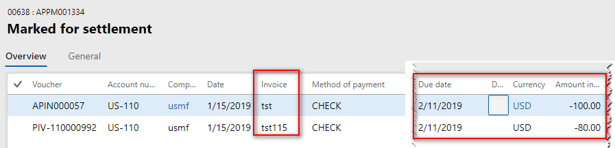 How to manage accounts payable in Dynamics 365 for Finance